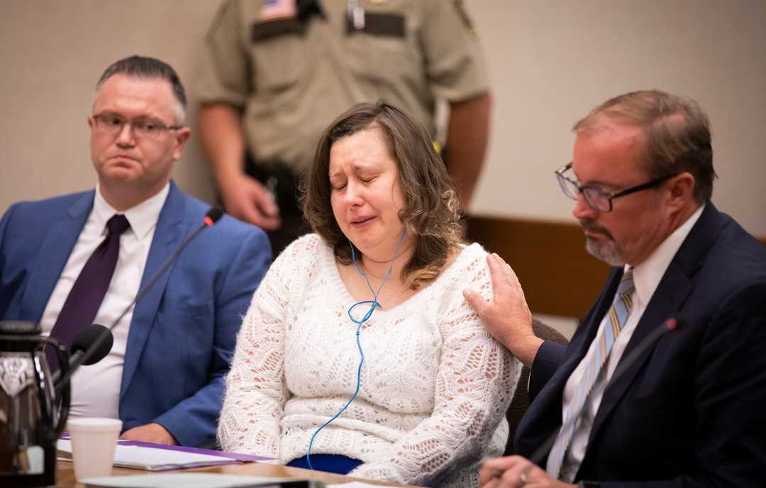Daycare provider who hanged toddler in her basement sentenced to probation