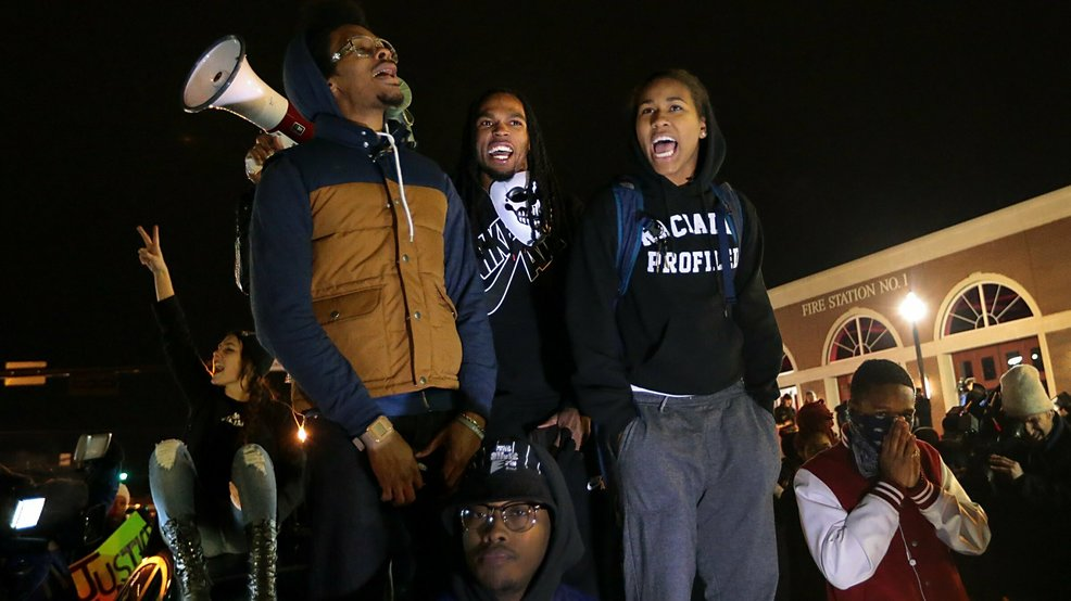 Ferguson Activists Deaths