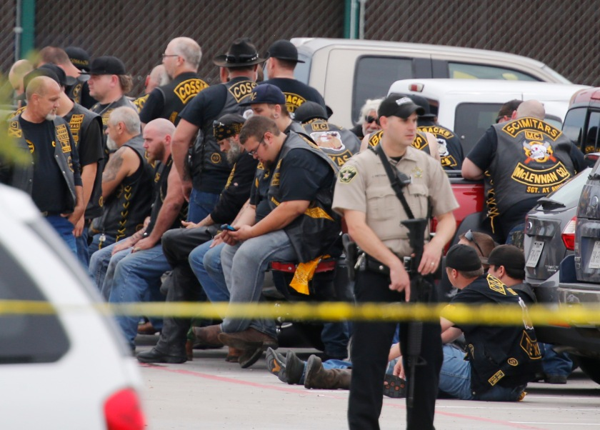 APTOPIX Waco Shooting