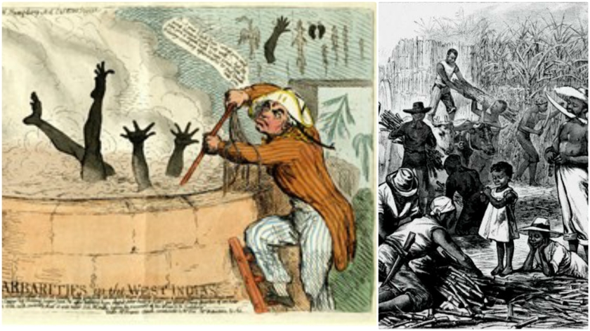 How-Black-People-Were-Boiled-In-Hot-Sugar-Vat-During-Slavery-In-The-Caribbeans