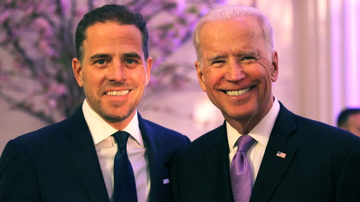 BREAKING: Hunter Biden Received Millions From Wife Of Ex-Moscow Mayor, Paid Suspects Allegedly Tied To Trafficking, Had Contacts With Individuals Linked To Chinese Military, Senate Report Alleges
